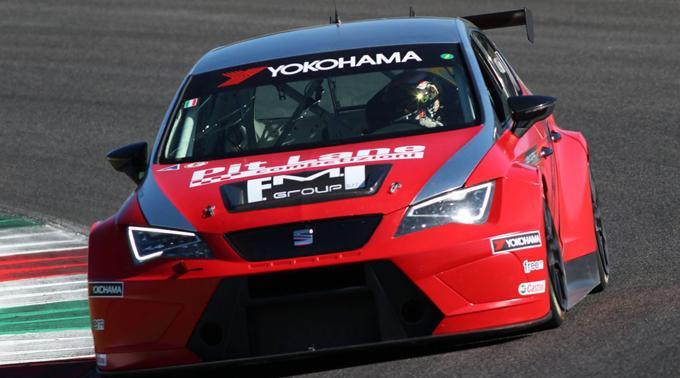 TCR UK Series – Yokohama fornitore ufficiale di pneumatici