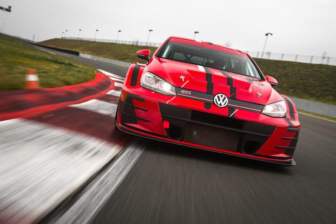 WTCR – Look rinnovato per la Volkswagen Golf GTI TCR