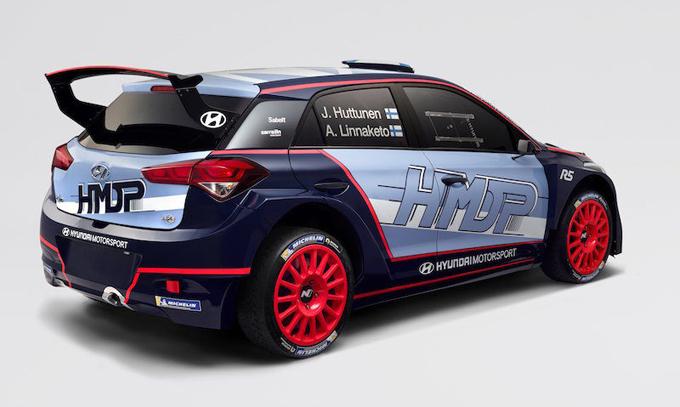 """WRC2 – Hyundai, Huttunen: """"L'obiettivo è portare alla squadra il miglior risultato possibile"""""""