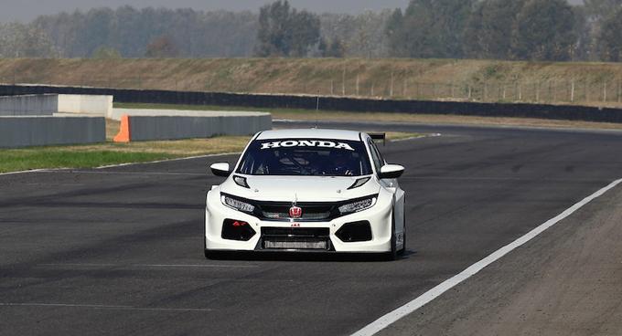 24 Ore di Dubai – La nuova Honda pronta per il debutto