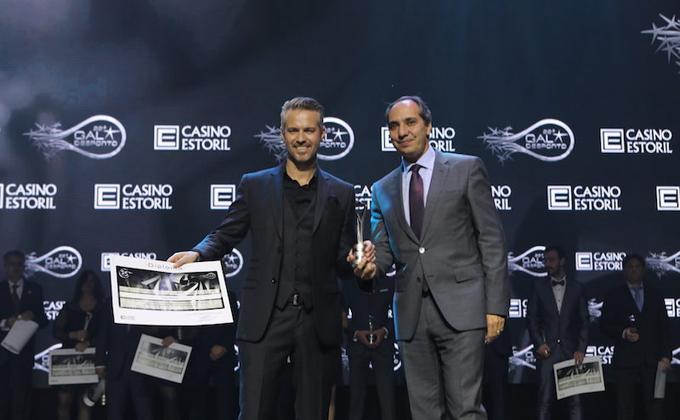 Tiago Monteiro ha ricevuto lo Sport Merit Award