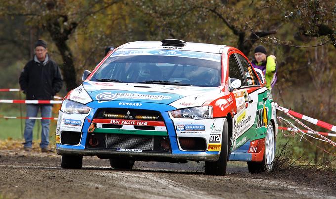 FIA ERC – Tibor Érdi Jr conferma la propria presenza nell'ERC2