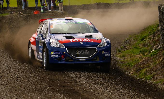 FIA ERC – Rinnovato il legame con Peugeot Sport