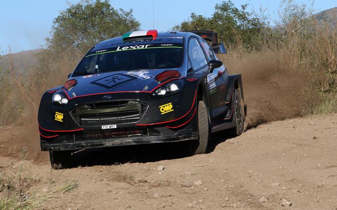 WRC – Lorenzo Bertelli prenderà parte al Rally di Svezia