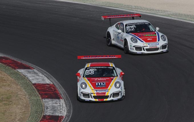 Porsche Carrera Cup Italia – L'ing. Campigli ingaggiato dal Ghinzani Arco Motorsport