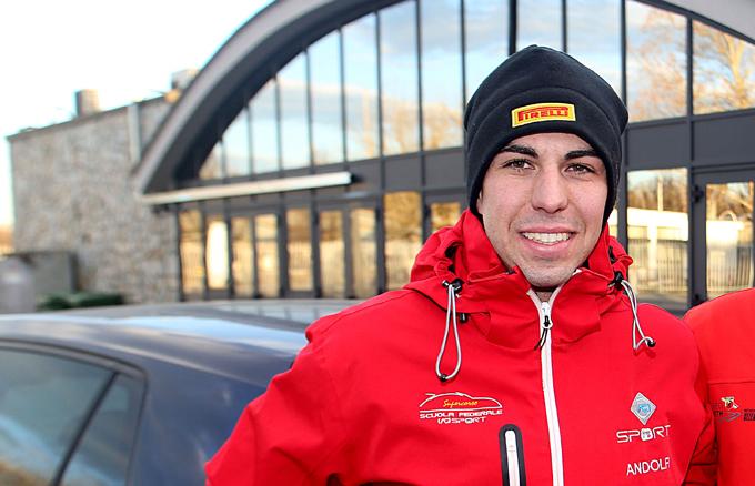 WRC2 – Andolfi correrà 7 rally con ACI Team Italia e Motorsport Italia