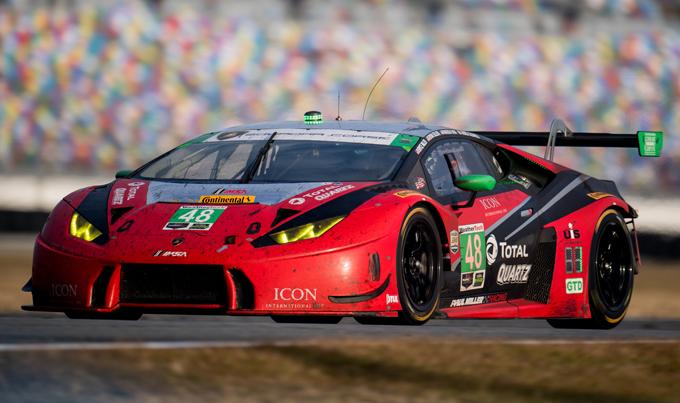 24 Ore di Daytona – Terzo posto per Caldarelli in classe GTD