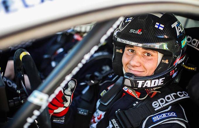 WRC3 – Taisko Lario al via con una Peugeot 208 R2