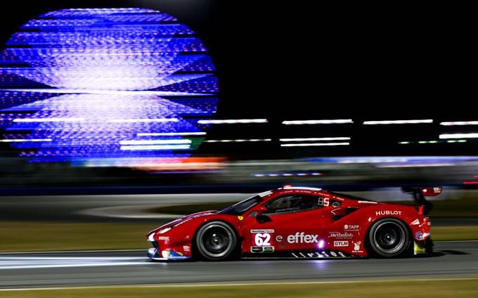 """24 Ore di Daytona – Rigon: """"Avremmo potuto lottare per il podio"""""""