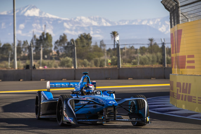Formula E – Marrakech: Buemi torna in pole! Sam Bird lo affiancherà in prima fila