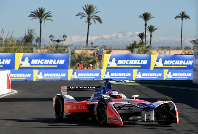 Formula E – Marrakech: Vittoria di forza di Rosenqvist ai danni di Buemi! Bird completa il podio