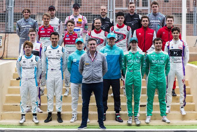 Formula E – Marrakech: Nico Muller svetta nei rookie test, bene gli italiani