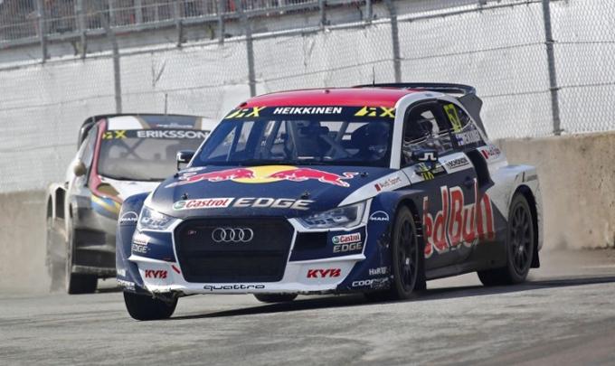 FIA WRX – Toomas Heikkinen lascia il team EKS RX