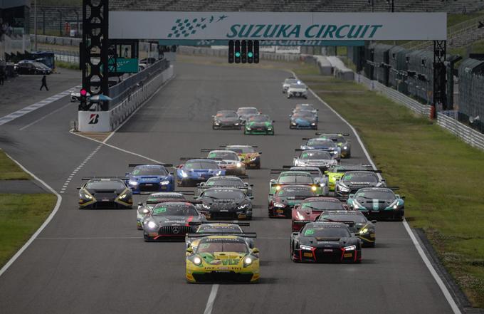 10 Ore di Suzuka – Eurosport trasmetterà l'edizione inaugurale