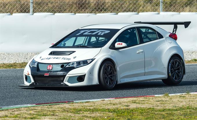 TCR Italy – La Nannini Racing gareggerà con la Honda Civic