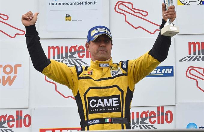 Stefano Attianese di nuovo al via dell'Italiano Sport Prototipo