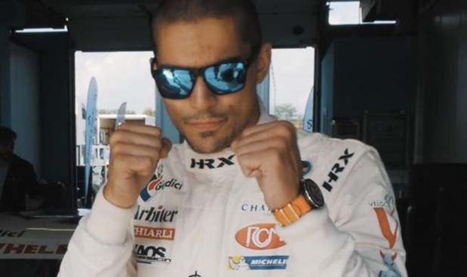 Claudio Giudice si prepara al debutto nell'Italiano Sport Prototipi