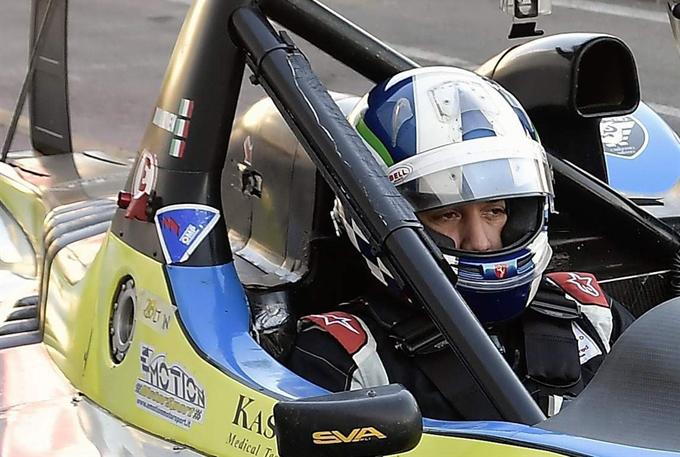 Di Canossa e Perlini al via nell'Italiano Sport Prototipi