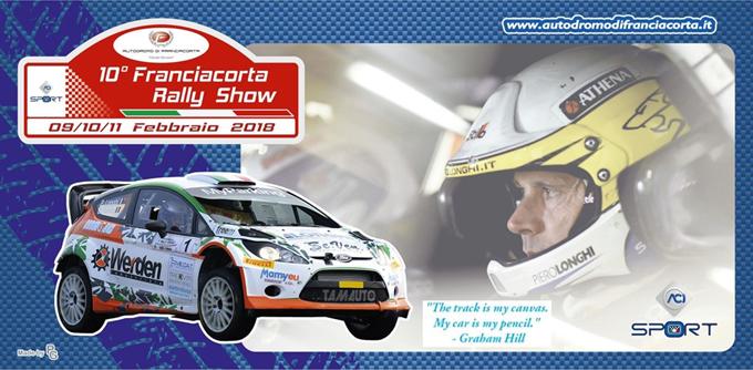 Franciacorta Rally Show – La 10ma edizione dal 9 all'11 febbraio