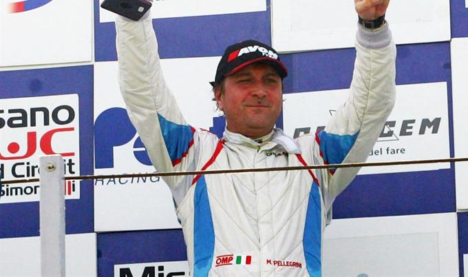 TCR Italy – Marco Pellegrini al via con Target Competition