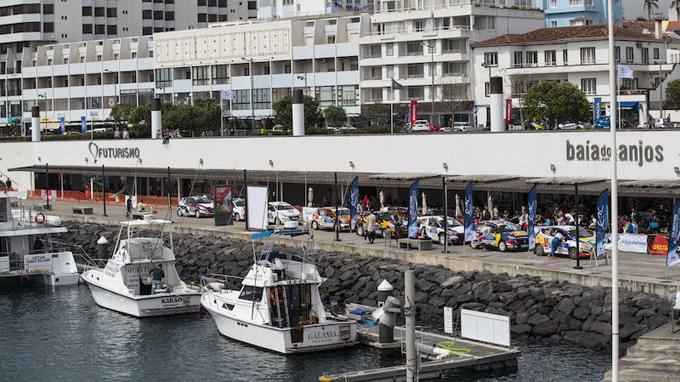 FIA ERC – Aperte le iscrizioni dell'Azores Airlines Rallye