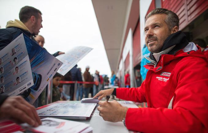 WTCR – Monteiro pronto a rientrare