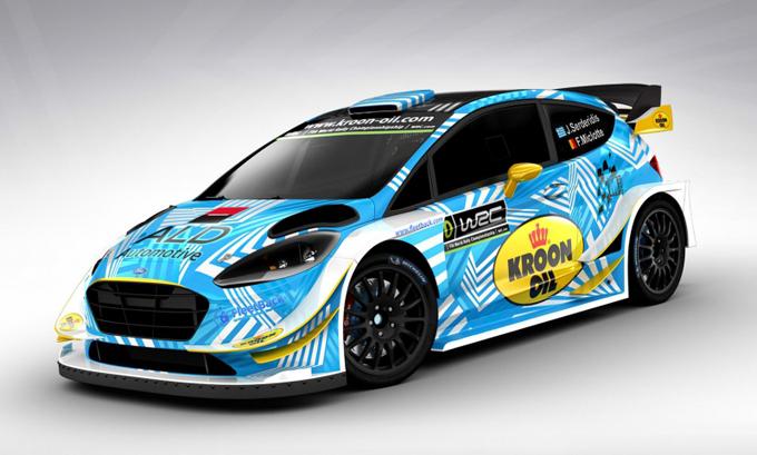 WRC – Serderidis con M-Sport in Germania e Australia