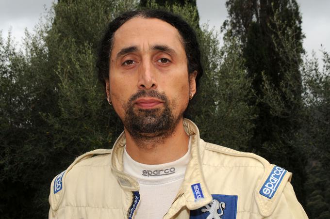 Michele Mancin nel CIVM con Mach 3 Sport