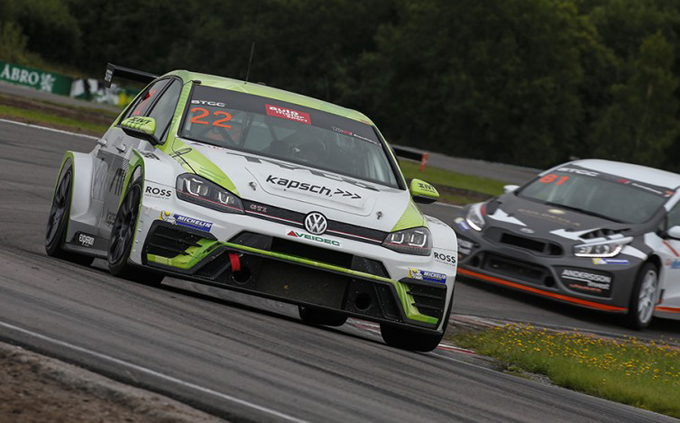 TCR Scandinavia – Söderström firma con Lestrup Racing