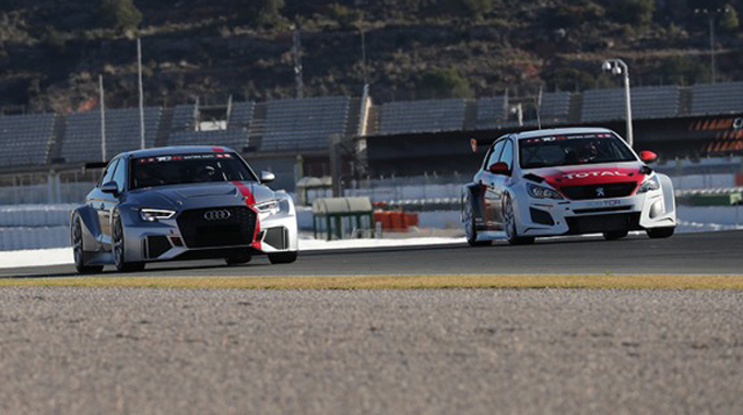 TCR – Al via i test BoP a Valencia