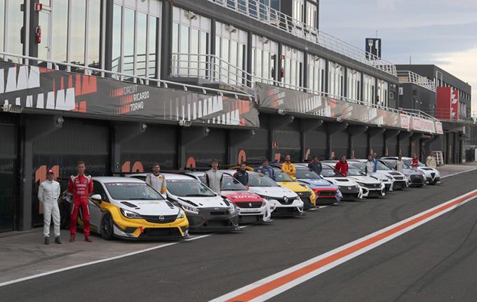 TCR – Conclusi i test BoP a Valencia