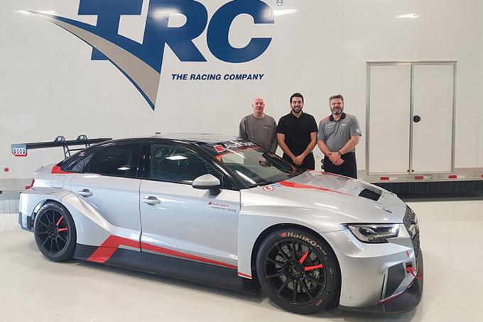 Pirelli World Challenge – TRC con una Audi RS 3 LMS nella classe TCR