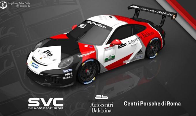 Porsche Carrera Cup Italia – Svelata la livrea di AB Racing