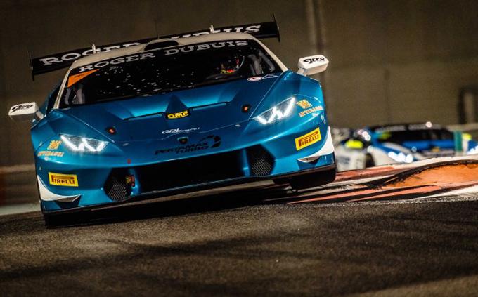 Lamborghini Super Trofeo – Agostini e Breukers svettano nella prima del Middle East