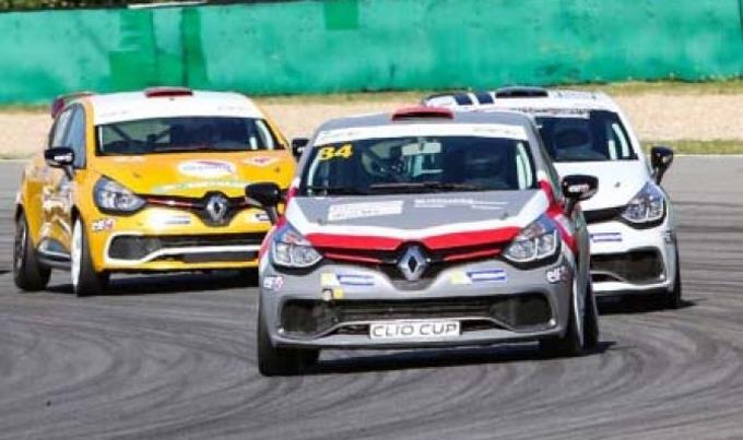 Clio Cup Italia – Filippo Distrutti di nuovo al via