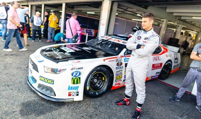NASCAR Whelen Euro Series – Ercoli e Caso con Racers