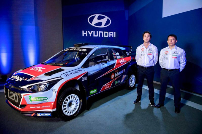 FIA ERC – Armindo Araújo e Carlos Vieira con Hyundai Portugal