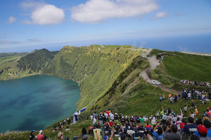 """FIA ERC – La speciale """"Sete Cidades"""" nell'itinerario dell'Azores Airlines Rallye"""