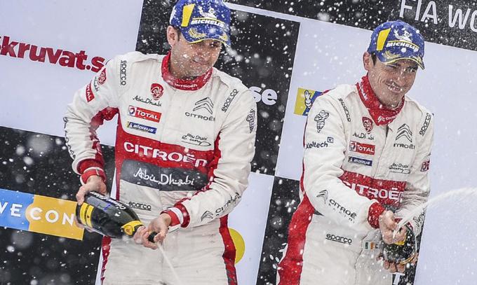 WRC – Ottima prestazione per Breen in Svezia