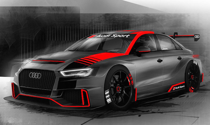 WTCR – Al via 6 Audi RS 3 LMS TCR