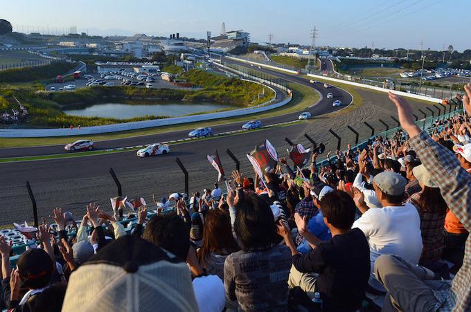 Il WTCR sarà trasmesso su J SPORTS in Giappone