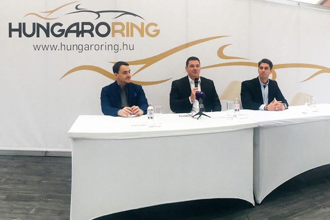 WTCR – Michelisz promuove le attività dell'Hungaroring