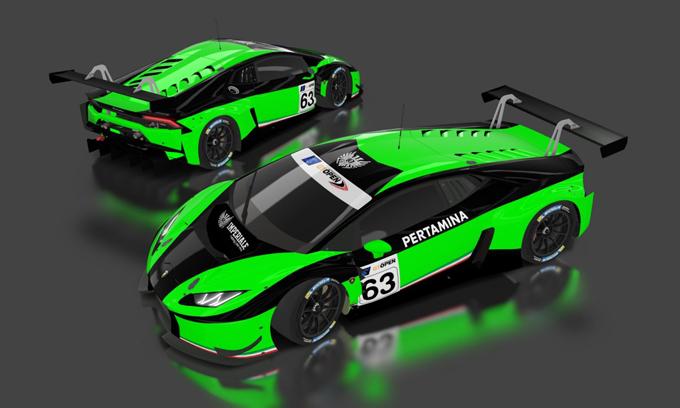 GT Open – Imperiale Racing schiererà 3 Lamborghini Huracan GT3