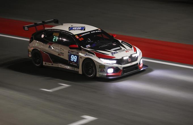 WTCR – Munnich Motorsport con tre Honda Civic Type R TCR