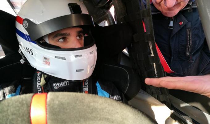 Loris Hezemans al via nella NASCAR Whelen Euro Series