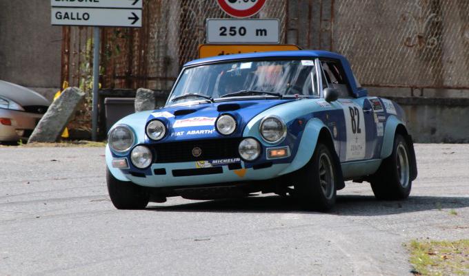 Michelin Historic Rally Cup – Premiati i vincitori a Moncalieri