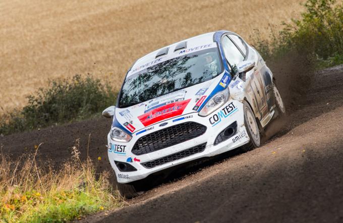 FIA ERC – Miika Hokkanen nell'ERC Junior Under 27 con la Peugeot