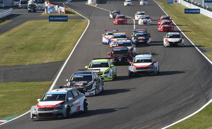 WTCR e Super Formula nel fine settimana di Suzuka