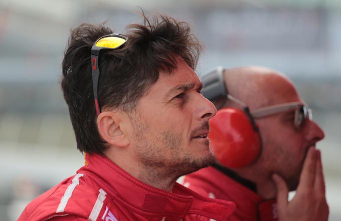 GT Italiano – Fisichella al via con la Ferrari della Scuderia Baldini