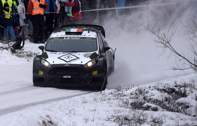 WRC – Bertelli salterà il Rally di Svezia